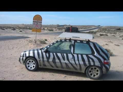 Mauritania drive