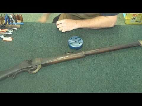 Gunsmithing: Gahendra Martini Henry Rifle .577/.450 (Gunworks)