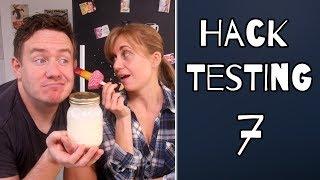 Kitchen Hack Testing #7