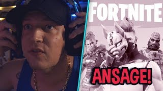 ANSAGE an Fortnite! 😱 DrDisrespect Fake-Aktion? 🤔 | MontanaBlack Highlights