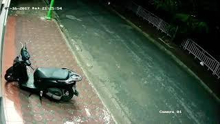 Vợ chồng ăn trộm xe đạp điện bá đạo nhất hà nội