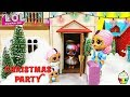LOL Christmas Party Jet Set QT Family Airport Travel For Christmas Holiday