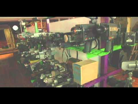 Guinness World Record, Largest (Film) Movie Camera Collection