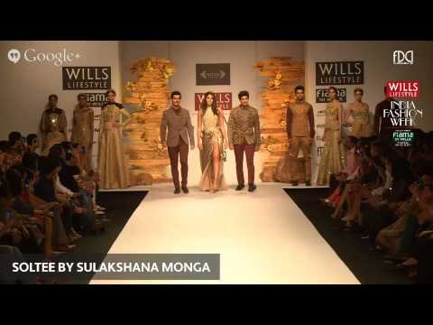 WIFW AW14 -  Soltee by Sulakshana Monga / Virtues by Ashish, Viral & Vikrant