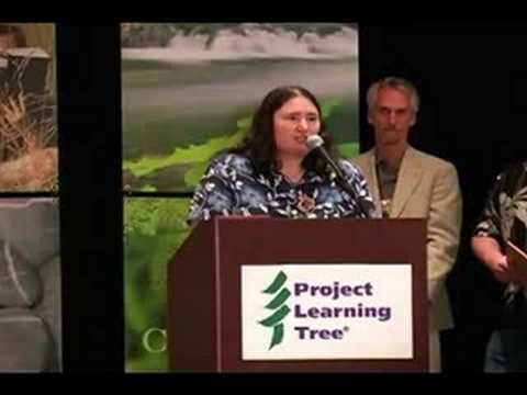 Project Learning Tree 2008 Outstanding Educator: Ina Ahern