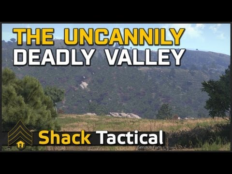 ShackTac Arma 3 - The Uncannily Deadly Valley