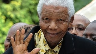 Nelson Mandela Dies at Aged 95 - FUNERAL DEAD