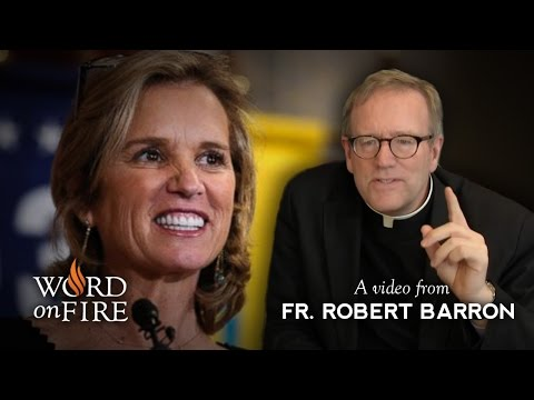 "Father Barron on Kerry Kennedy's ""Being Catholic Now"""