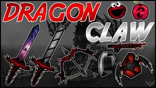 ★ Minecraft PvP Texture Pack DragonClaw - Pack ★