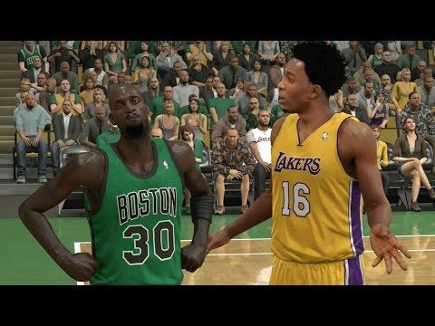 Goof Troop - Kevin Garnett Wants To Fight - NBA 2K14 MyGM