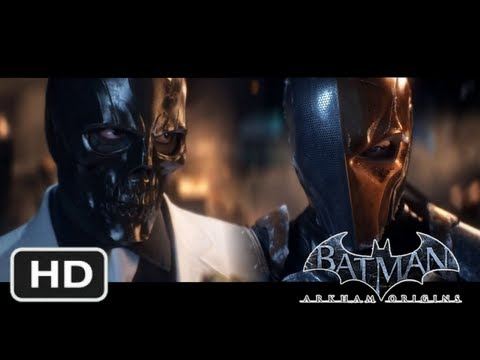 Batman Arkham Origins Official Trailer [HD] (Xbox 360/PS3/PC/Wii U)