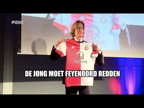 Jan de Jong nieuwe directeur Feyenoord