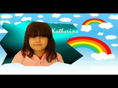 Nursery Rhymes Pre-school Yearbook Intro video