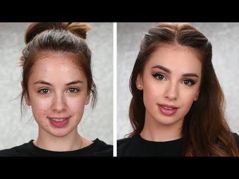 GRWM - Casual Everyday Makeup Tutorial