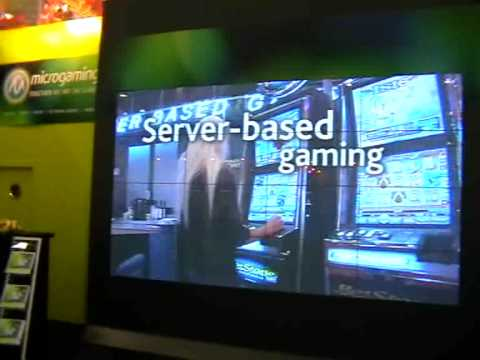 IGE 2010 - International Gaming Expo. Part 2 Video