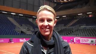 Fed Cup Australia v Switzerland: Nicole Bradtke pre-tie interview