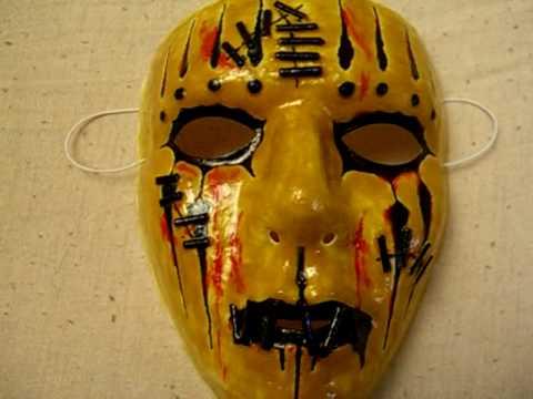 Slipknot Joey Without Mask Slipknot Joey Jordison Mask