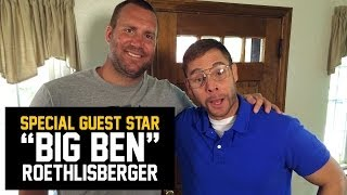 BEN ROETHLISBERGER & PITTSBURGH DAD