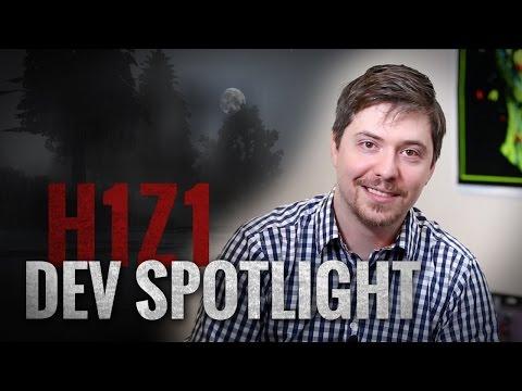 H1Z1 Dev Spotlight - Sebastian Strzalkowski [Official Video]