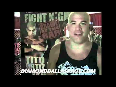 MMA Fighter Tito Ortiz after a DDP YOGA workout! Image 1