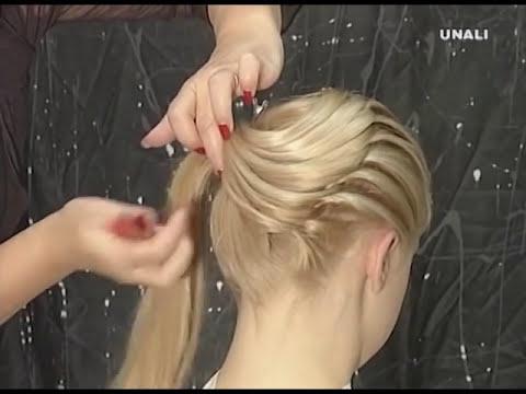 Acconciature e raccolti, collezione n. 10 - hair stylist Maria Grazia Unali