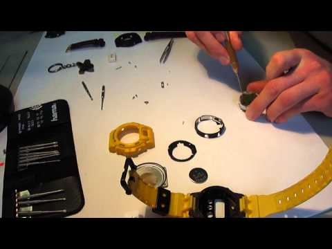 G Shock – How to make a custom display PART 1 Unboxing by TheDoktor210884