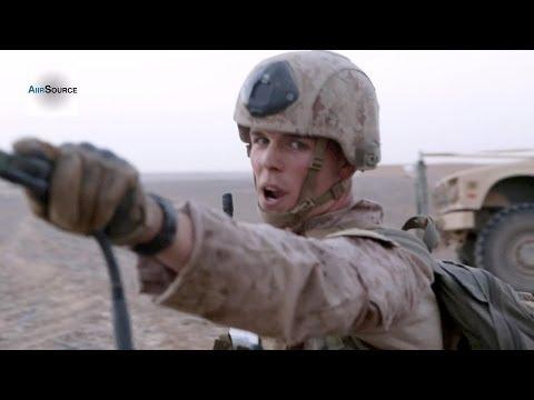 U.S. Marines Patrol and Disrupt Enemy Activity in Afghanistan