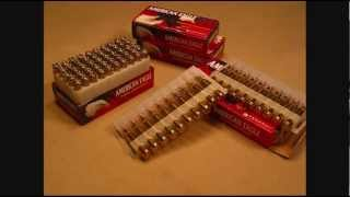 A Recent Ammo Buy - 308 9mm and 45ACP from Federal's American Eagle line