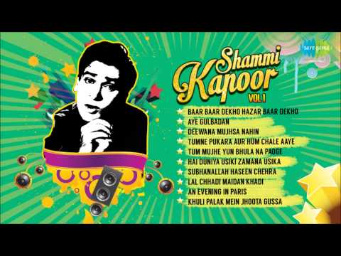 Best Of Shammi Kapoor Songs | Best Bollywood Songs | Vol 1