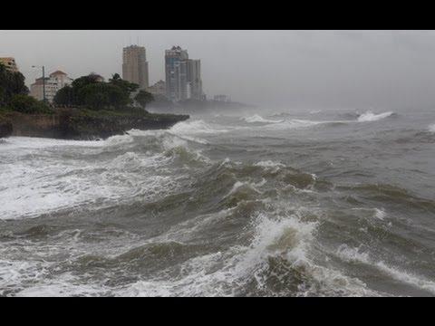 Ураган Сэнди - ужасающие последствия!