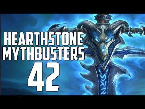Hearthstone Mythbusters 42