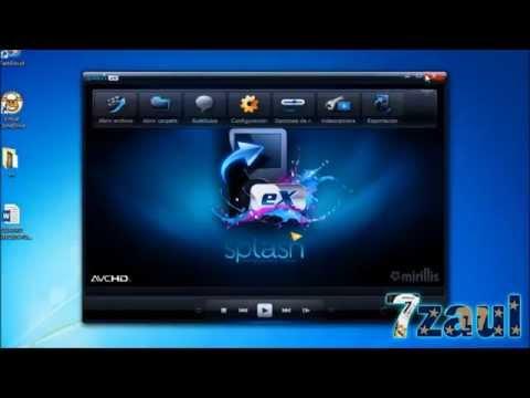 Reproductor MKV-Splash (Portable) (Español)