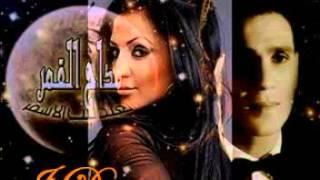 عبد الحليم - مداح القمر - مقطع يا شعر ليل ٠٠ وفارد ضفايرك ع القمر _ Abdel Halim Hafez