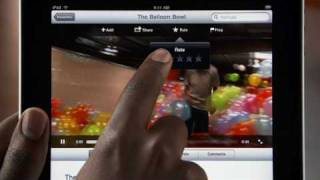Apple iPad YouTube