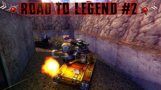 Road To Legend №2 /Путь к легенде | Tanki Online