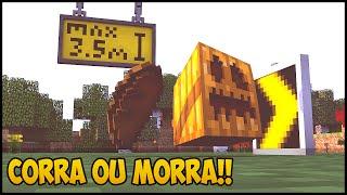 Pão vs Abobora - Corra ou MORRA! - Move or Die
