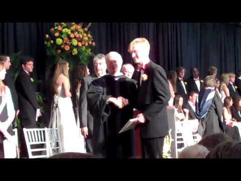 Nick Stone, Graduation, Cape Henry Collegiate School