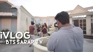[iVLOG] Behind The Scene Sarap TV feat. Margenie