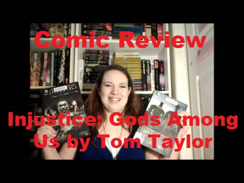 Comic Review: Injustice Gods Among Us Vols 1&2 by Various