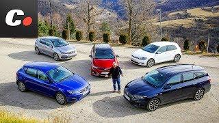 ¿Diesel, Gasolina, Híbrido, GLP, Gas Natural GNC? Energías Alternativas | Prueba / Test | coches.net