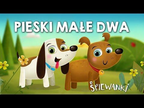 PIESKI MAŁE DWA - Śpiewanki.tv - Piosenki Dla Dzieci