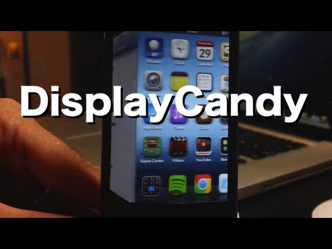 DisplayCandy Animations For iPhone & iPod Touch