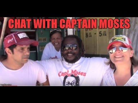 Captain Moses Water Sports Negril Jamaica