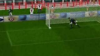 Pro Evolution Soccer 2006 (pes 6) Altintop freekick