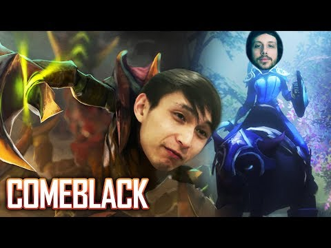 COMEBLACK WITH MR GORGC CHILD - SingSing Dota 2 Highlights
