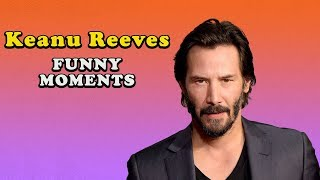 Keanu Reeves - Funny Interview Moments (Best Compilation)