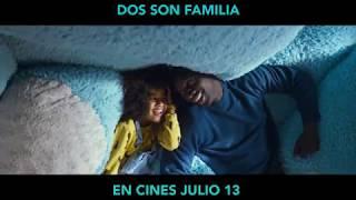 DOS SON FAMILIA | Teaser 2 | Estreno: Julio 13 de 2017