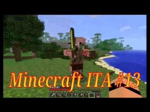 Let's play Minecraft ITA ep.13_ Lavori domestici!?