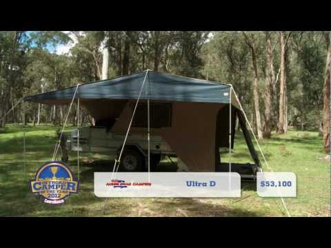 Beautiful Camping Trailer For Sale  Neighbourly Northcross Auckland