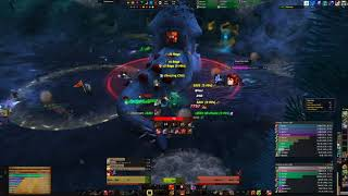 World of Warcraft : BFA - ULDIR HC - G'HUUN SEMI GUILD RUN 2nd down same day :D